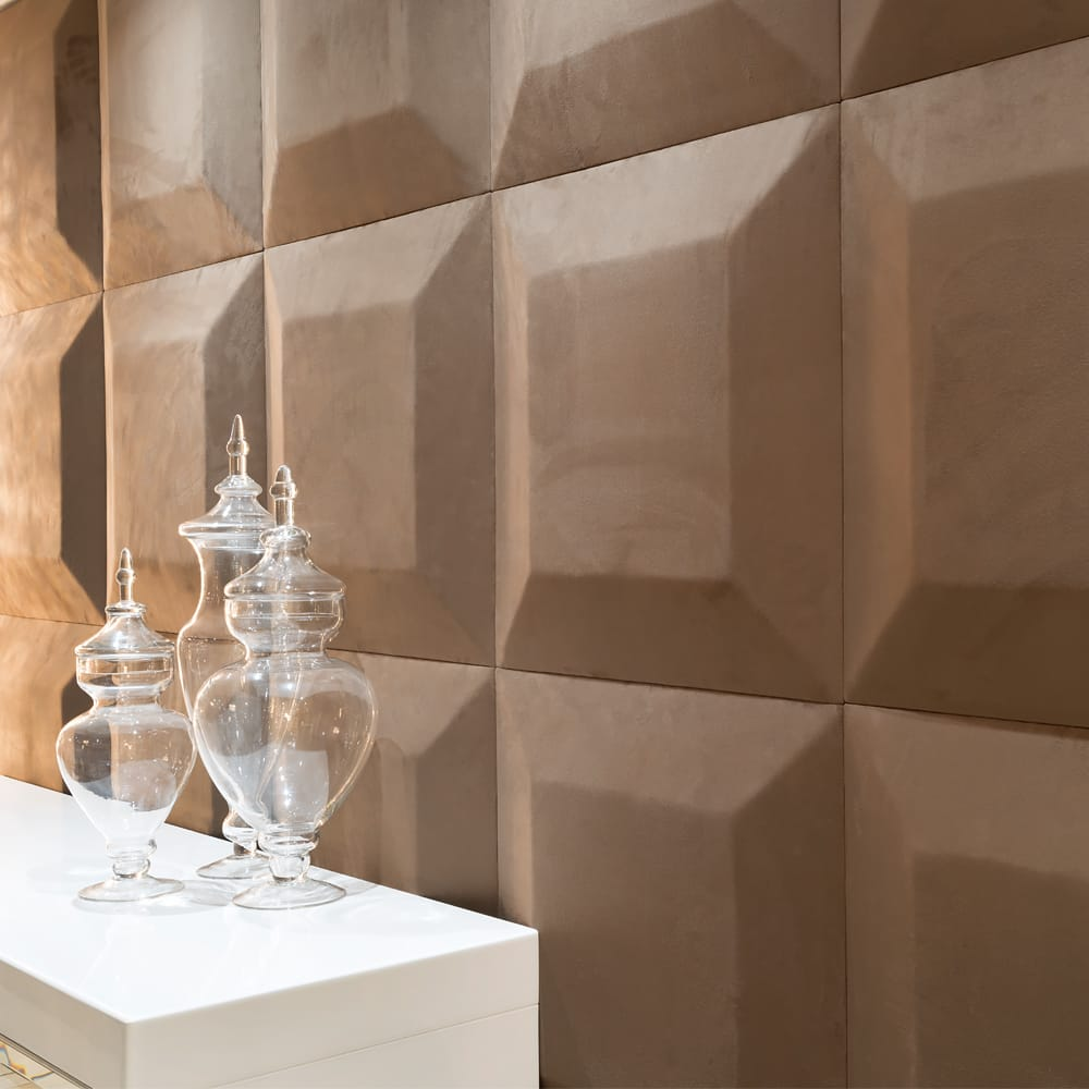 Luxury Suede Effect Fabric Wall Panel