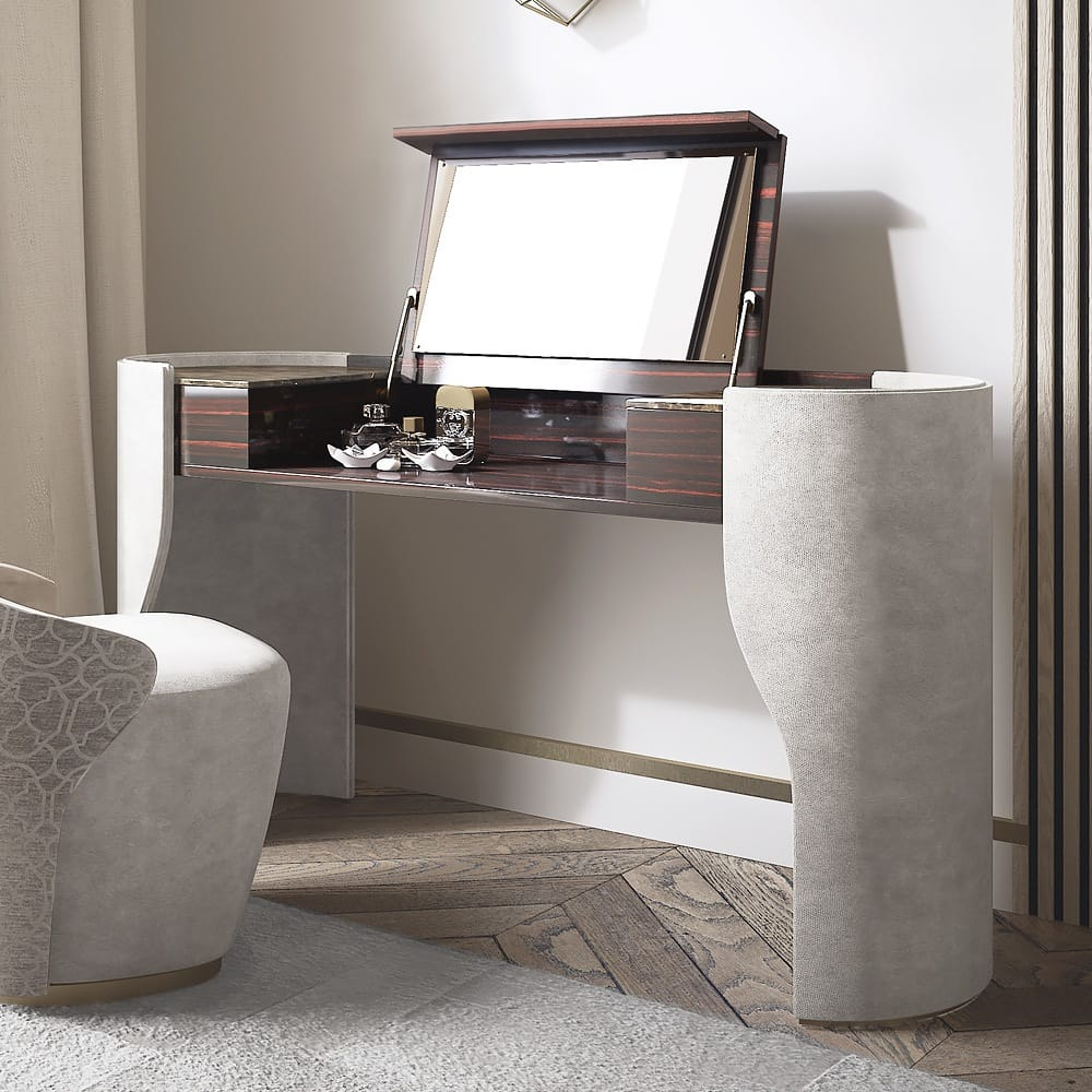 Exclusive Ebony Dressing Table