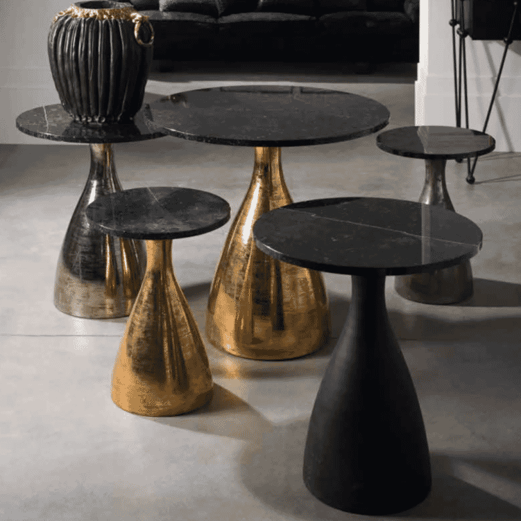 2018-Trends-metallic-marble-side-table