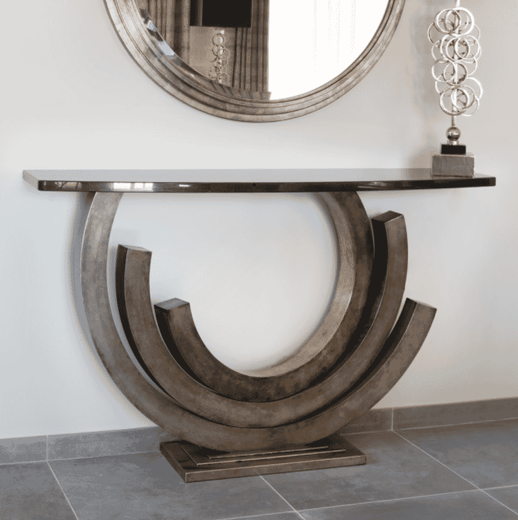 2018-trends-curved-silver-console-table