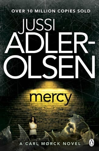 Mercy by Jussi Adler Olsen, front cover, holiday reading