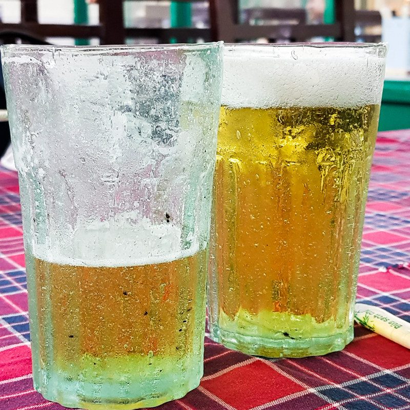 Vietnam, food and drink, Bia Hoi beer
