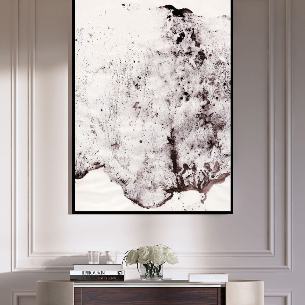 new arrivals, contemporary abstract artwork, monochrome