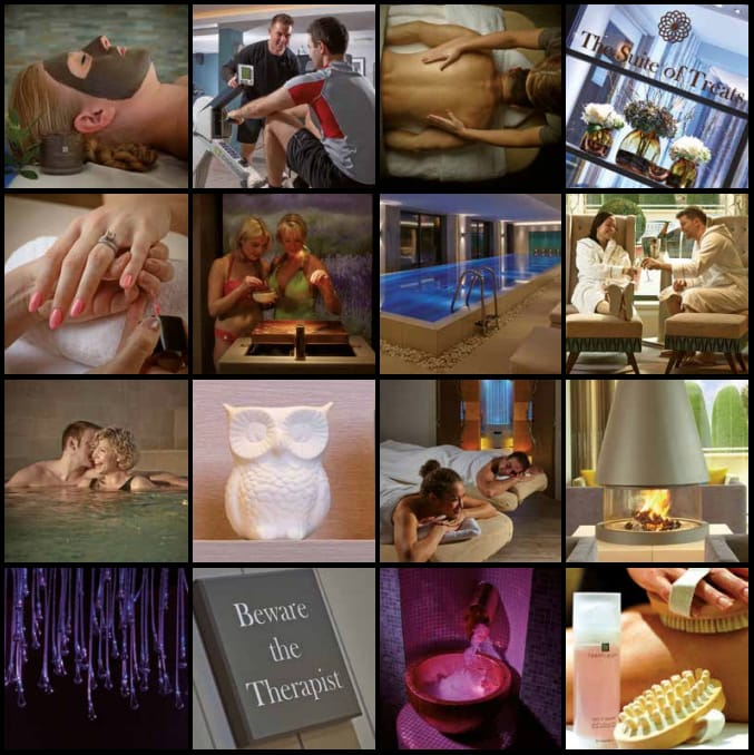 Dormy House Mother's Day Spa Day