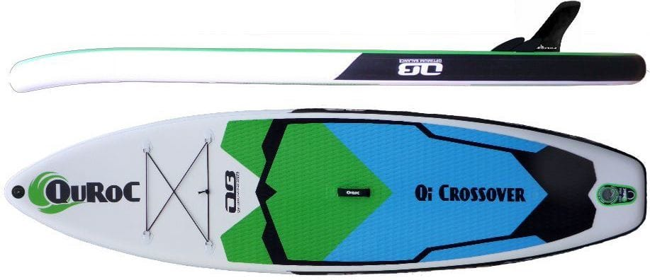 gift guide, QuRoc inflatable paddle board
