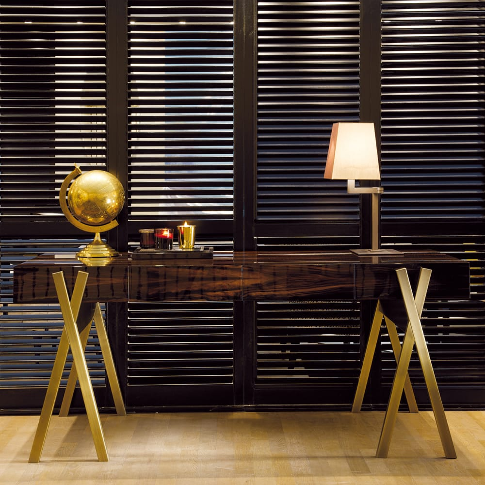 Stylish-Storage-Luxury-High-End-Italian-Ebony-Writing-Desk-