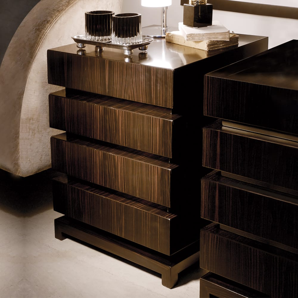 Stylish-Storage-luxury-ebony-four-drawer-chest-2