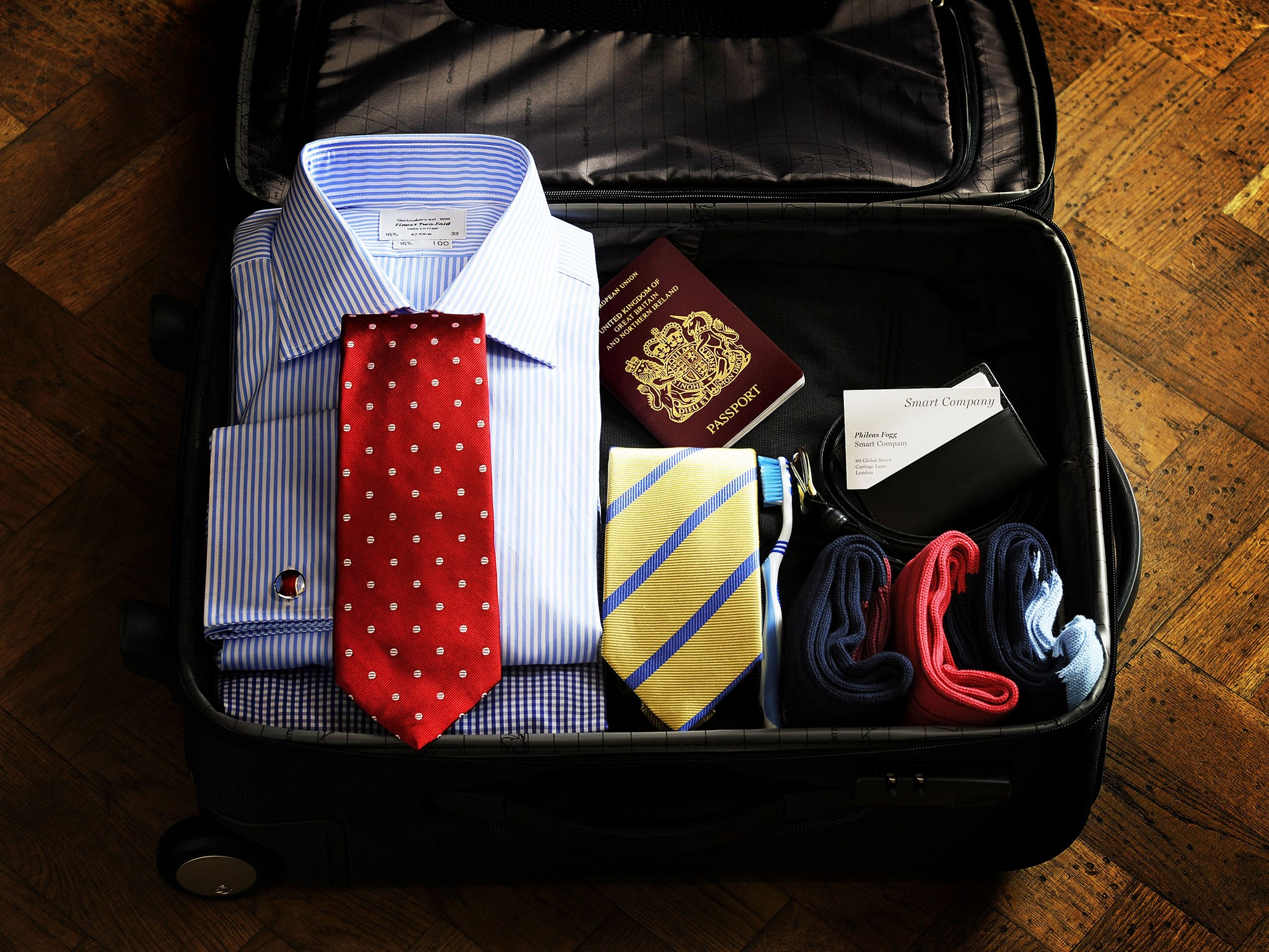 Be the Perfect Guest Packing List
