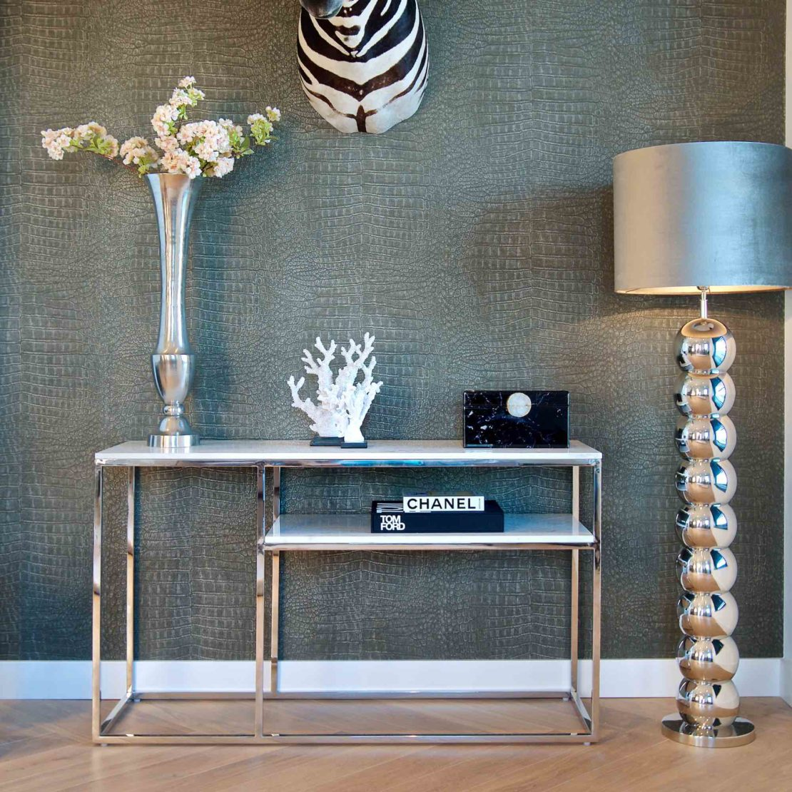 showhome furniture, Modern Marble Console Table