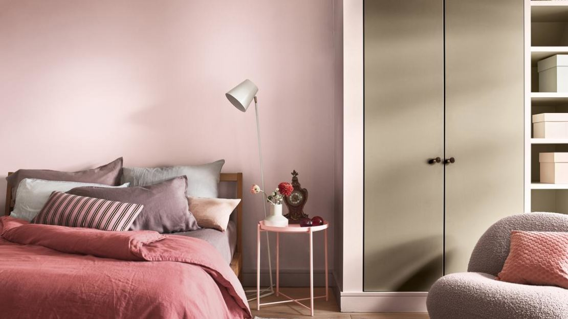 Colour trends 2021, Dulux brave ground, expressive palette