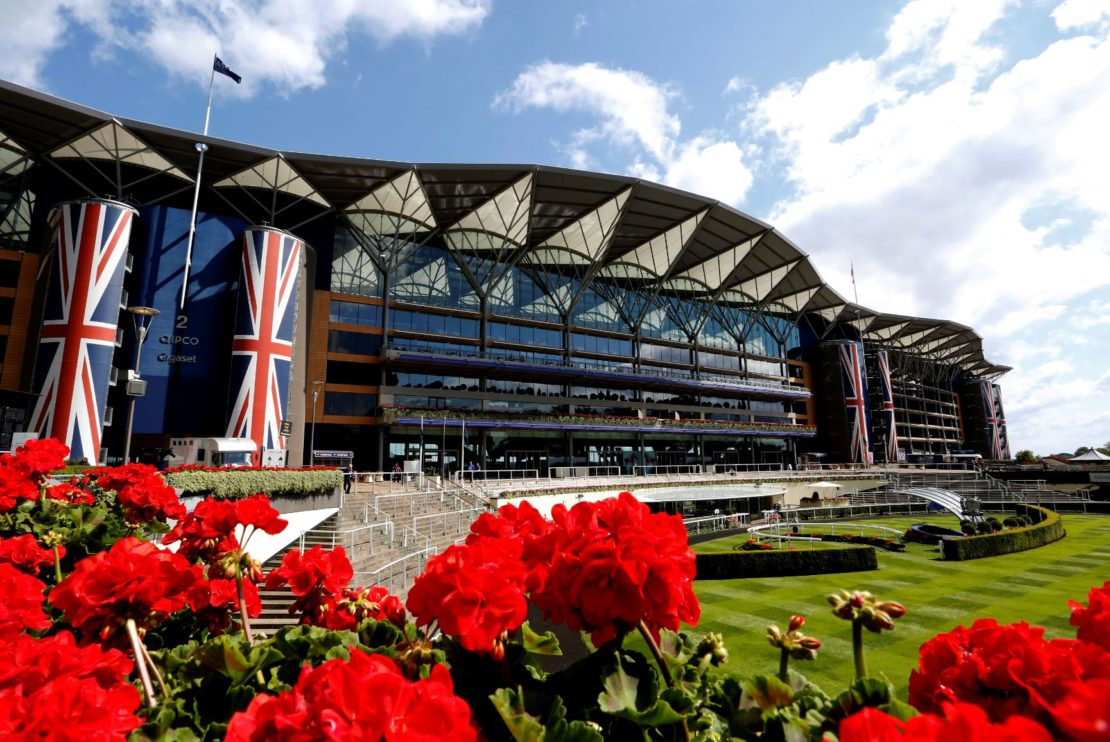 Luxury events, Royal Ascot clubhouse
